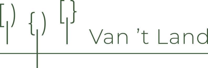 Logo - Linda van 't Land - huisstijl - tekstschrijver