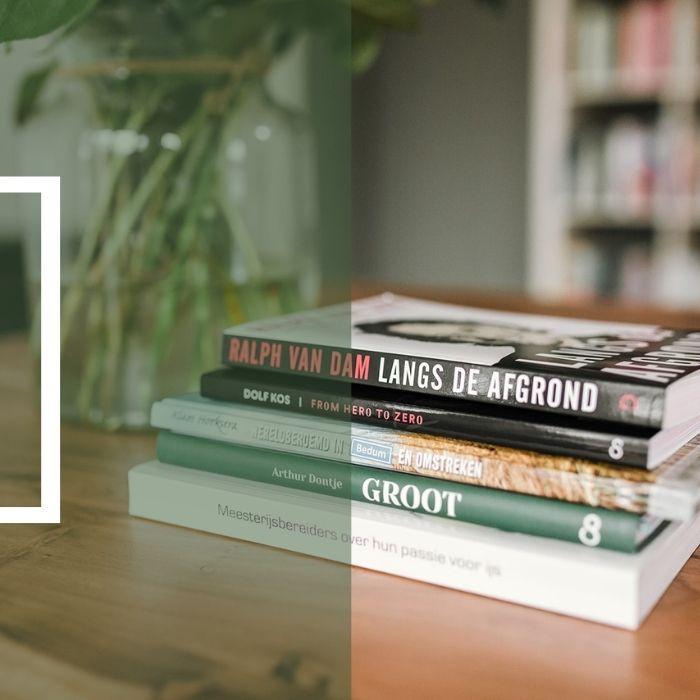 Linda van 't Land - ghostwriting - boek - Ralph van Dam langs de afgrond