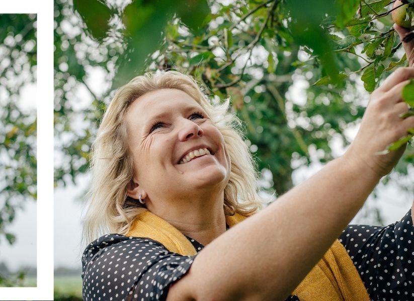 Linda van t Land - column magazine Landidee - Paradijs - tekstschrijven wonen werken op een boerderij