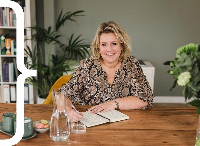 Linda van 't Land - ghostwriter copywriter tekstschrijver ondernemers bureaus merken bedrijven - nieuwe huisstijl kleur