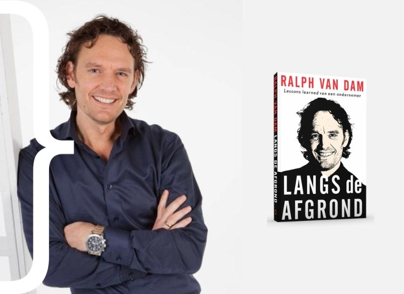 Linda van 't Land - ghostwriting ghostwriter boek Ralph van Dam - Langs de afgrond